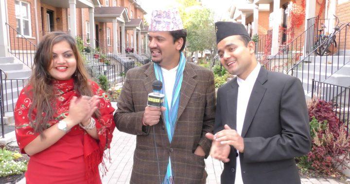 NTVC Dausi Bhaiko Program